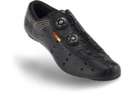 Specialized retro schoen en handschoen