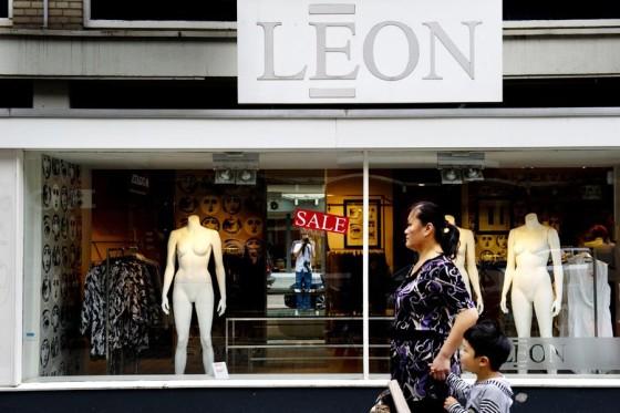 Leegstand winkels eerste halfjaar niet gestegen