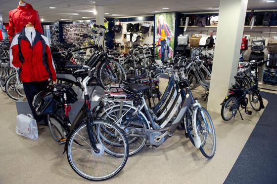 Daling fietsverkoop stabiliseert in juni