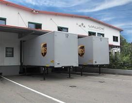 VAUDE werkt samen met UPS