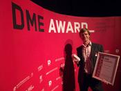 Curana wint prestigieuze DME Award
