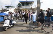 Vervoersprestatie tweewielers gelijk aan OV
