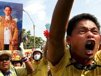 Valse start Tweewieler Studiereis dankzij rellen in Bangkok