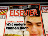 Reed Elsevier ziet af van verkoop Reed Business