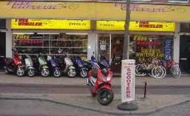 37 gestolen fietsen in zaak