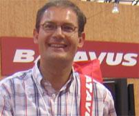 Frank van den Eeden keert terug bij Batavus