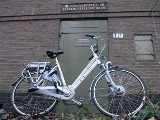 Gazelle Chamonix Innergy bekroond tot Fiets van het Jaar 2009