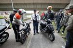 AVc: diefstal bromfietsen en motoren beteugelen