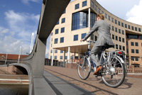 Accell e-bikes voor Rotterdam