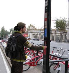 Europees onderzoek naar publieke fietsverhuur