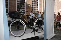 Big Feet Bikes op Dag van het Ambacht in Zutphen