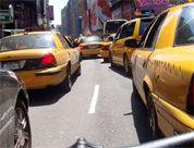 New York op de fiets