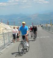 E-bike wint op Mont Ventoux