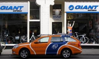 FD: 'Giant fietswinkels geen bedreiging Accell – SNS