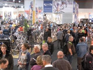 Bike MOTION Benelux 2009: populariteit racefietsen stijgt
