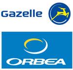 Samenwerking Gazelle en Orbea in e-bikes