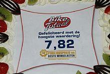 Leensvaart hoogst gewaardeerde Bike Totaal winkel 2009