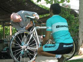 Bianchi herschikt modellenrange