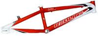 Nederlands BMX team rijdt Redline