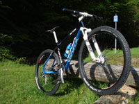 Prototype Koga 'Big Wheels' MTB