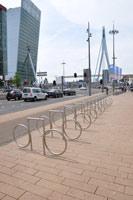 Hollands fietsenrek