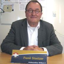 Frank Stoetzer (Juncker) overleden