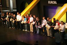 Groot aantal inzendingen Eurobike Award