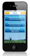 ANWB iPhone-app 'Fietsen