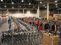 Mega Bike 4 daagse trekt duizenden bezoekers