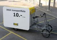 IKEA test vrachtfiets
