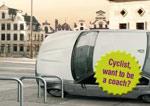Fietscoach voor werknemers die willen fietsen in Brussel