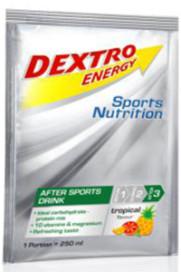 Dextro Energy nu ook voor na het sporten