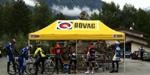BOVAG serviceteam gearriveerd bij Alpe d'Huez