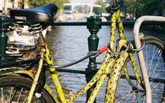 Studenten krijgen cursus fietsdiefstal