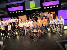 Eurobike Gold Awards voor 10 meest innovatieve producten