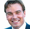 Camiel Eurlings als jongste minister naar Verkeer en Waterstaat