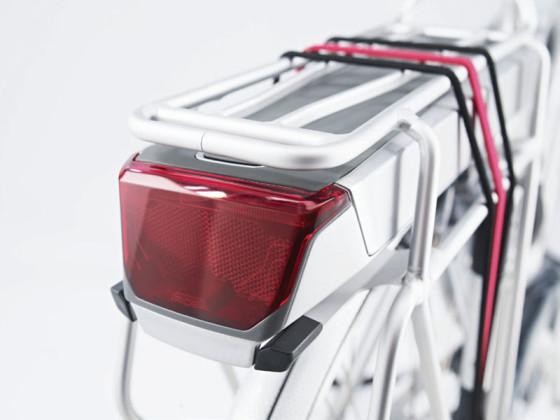 Spanninga maakt geïntegreerd e-bike achterlicht voor Trek