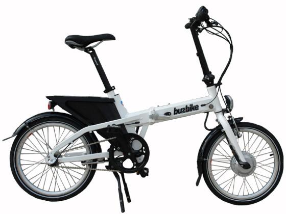 Buzbike elektrische vouwfiets