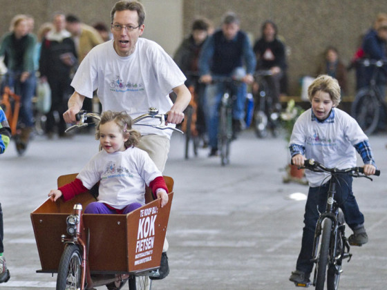 Halfjaarcijfers fietsmarkt: 8,6 procent minder fietsen verkocht