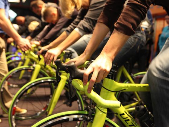 E-BikeXperience trekt veel aandacht op Bike Motion 2011