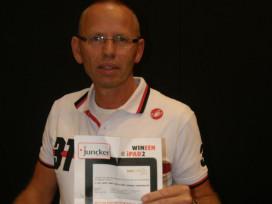 Verton en Van Dijk winnaars op Bikemotion