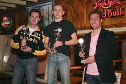 Rick Franke snelste in BBB kartfinale