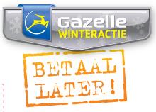 Gazelle organiseert 'betaal later' winteractie