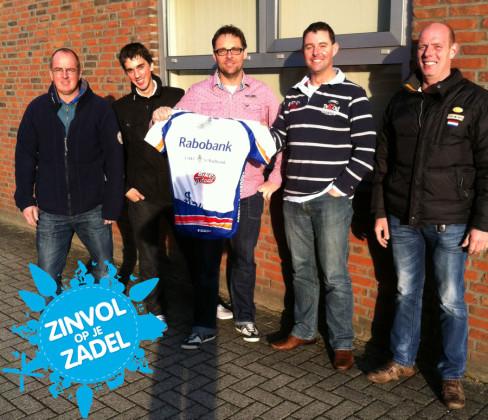 Bike Totaal team doet weer mee aan Alpe d'HuZes