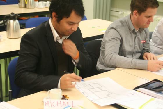 Tweewieler Academy workshop voor leveranciers