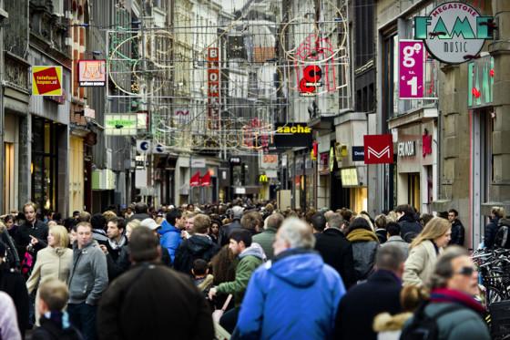 Detaillist moeten online en offline shoppen combineren