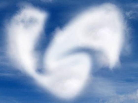 Tweewielercentrum Ten Boer in de wolken