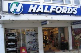 Update verkoop Halfords