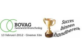 Jan Smit sluit BOVAG Tweewielerbranchedag af