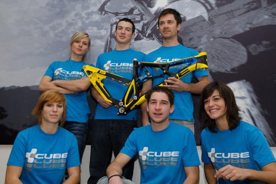 CUBE Bikes lanceert Enduro team